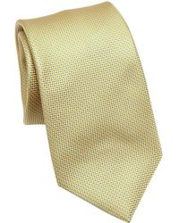 Saks Fifth Avenue - Collection Woven Silk Tie - Lyst