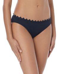 Vince Camuto - Triangle Scallop Bikini Bottoms - Lyst