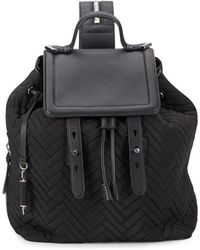Mackage - Tanner Quilted Backpack - Lyst