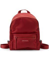 a5967865e5f7 Longchamp - Small Le Pliage Neo Backpack - Lyst