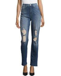 Hudson Jeans - Zooey High Rise Jeans - Lyst
