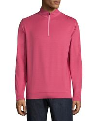 Peter Millar - Crown Sport Perth Pullover - Lyst