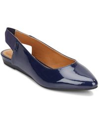 Kenneth Cole Reaction - Slingback Flats - Lyst