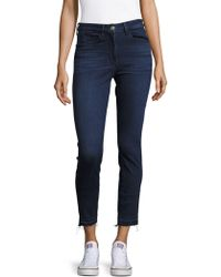 3x1 - Cropped Skinny Jeans - Lyst