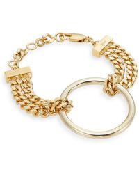 See By Chloé - Carley Chain Bracelet - Lyst