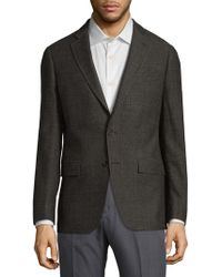 Michael Kors - Melange Wool Sportcoat - Lyst