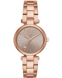 Karl Lagerfeld - Kl1825 Aurelie Klassic Watch Gold - Lyst