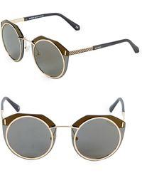 Balmain - 61mm Round Sunglasses - Lyst