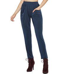 BCBGeneration - Side Pocket Harem Pants - Lyst