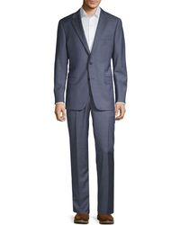 Hickey Freeman - Milburn Iim Series Classic-fit Pinstripe Wool Suit - Lyst