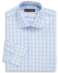 Hickey Freeman   Cotton Classic-fit Dress Shirt   Lyst