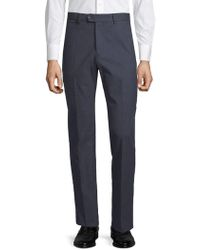 Paul & Shark - Stretch Cotton Trousers - Lyst