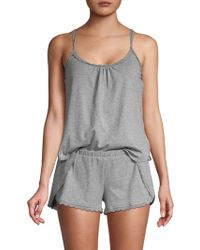 UGG - Marnie Two-piece Top & Shorts - Lyst