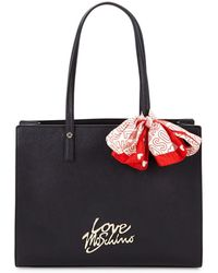 Love Moschino - Classic Top Handle Bag - Lyst
