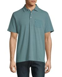 Tailor Vintage - Performance Buttoned Polo - Lyst