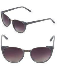 Linda Farrow - 54mm Cat-eye Sunglasses - Lyst