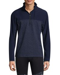 Mpg - Panel 2.0 Colorblock Zip-up Pullover - Lyst