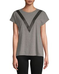 X By Gottex - Lazy Day Short-sleeve Top - Lyst
