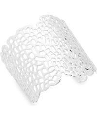 Saks Fifth Avenue | Filigree Cuff Bracelet | Lyst