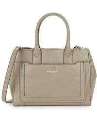 Marc Jacobs - Pebbled Leather Tote - Lyst