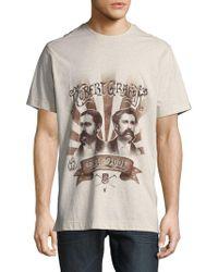 Robert Graham - Short-sleeve Cotton Tee - Lyst