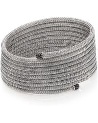 John Hardy - Classic Chain Multi-row Coil Bracelet - Lyst