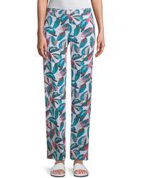 Onia - Mila Graphic Pants - Lyst