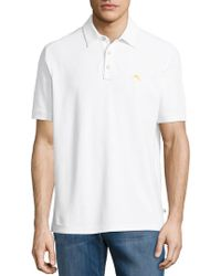 Tommy Bahama - Tropicool Pique Spectator Polo Shirt - Lyst