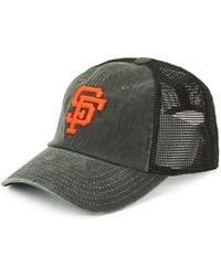 American Needle - Embroidered Logo Cotton Baseball Cap - Lyst