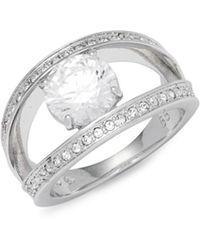 Swarovski - Vitality Crystal Ring - Lyst