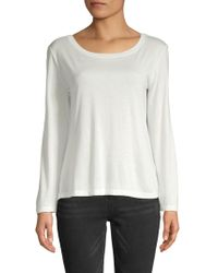 Helmut Lang - Casual Long-sleeve Sweater - Lyst