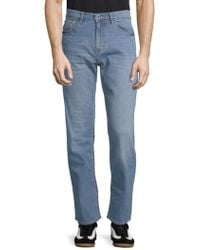 Calvin Klein - Relaxed-fit Straight Jeans - Lyst