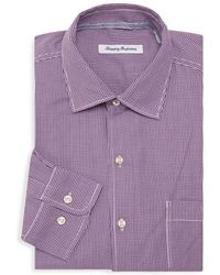 Tommy Bahama - Twilly Check Dress Shirt - Lyst
