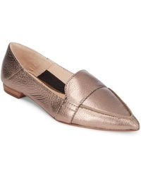 Vince Camuto - Maita Casual Leather Flats - Lyst