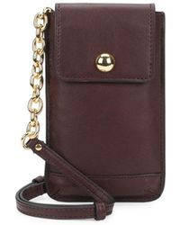 Vince Camuto - Adjustable Strap Phone Case - Lyst