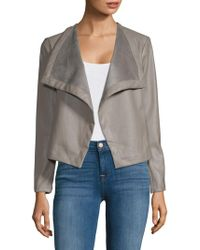 Saks Fifth Avenue - Peppin Open Front Jacket - Lyst