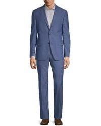 Michael Kors - Slim-fit Classic Wool Suit - Lyst