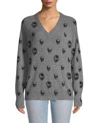 Skull Cashmere - Sweater - Lyst
