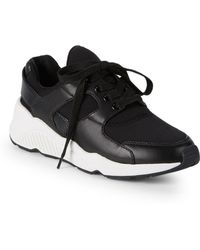 Pure Navy - Nessah Low-top Runners - Lyst