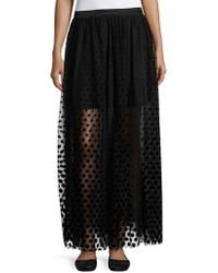 2a063b2ba Free People - Dreaming Of You Maxi Tutu Skirt - Lyst