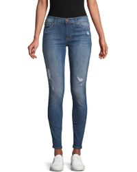 Hudson Jeans - Krista Super Skinny Jeans - Lyst