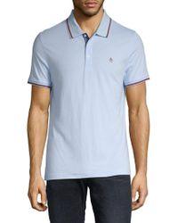 Original Penguin - Striped Button-down Shirt - Lyst