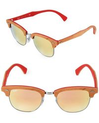 Ray-Ban - 51mm Clubmaster Sunglasses - Lyst