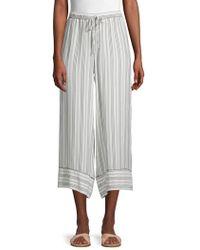 Robin Piccone - Norah Striped Pants - Lyst