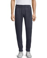 ATM - French Terry Pants - Lyst