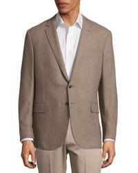 Ralph Lauren - Modern Fit Wool Herringbone Sportcoat - Lyst