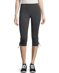 Marc New York - Cropped Active Leggings - Lyst