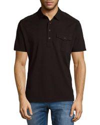 Ralph Lauren - Short Sleeve Cotton Polo - Lyst