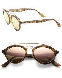 Ray-Ban - Gatsby Oval Sunglasses - Lyst
