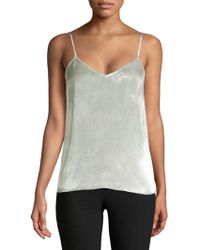 Equipment - Layla V-neck Camisole - Lyst